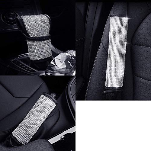 Bling Bling Bling Auto-Shift Gear Cover Luster Kristall Auto Knauf Schaltknauf Schutz Diamant Auto Dekor Zubehör für Frauen
