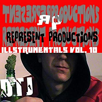 Illstrumentals Vol 10.