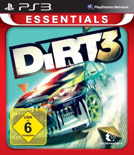 Dirt 3 Essentials (PS3)