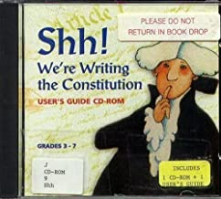 Shh! We're Writing The Constitution : User's Guide CD-ROM