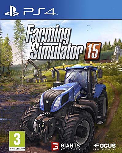 Farming Simulator 15 - PlayStation 4 - [Edizione: Francia]