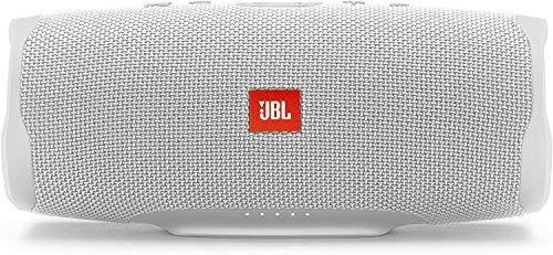 JBL Charge 4 - Altavoz Bluetooth portátil, Impermeable IPX7, con micrófono, Puerto...