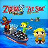 At Sea (The Legend of Zelda Phantom Hourglass)