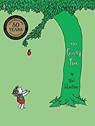 Image: The Giving Tree with CD | Hardcover: 64 pages | by Shel Silverstein (Author, Illustrator). Publisher: HarperCollins; Anniversary Edition edition (March 2004)