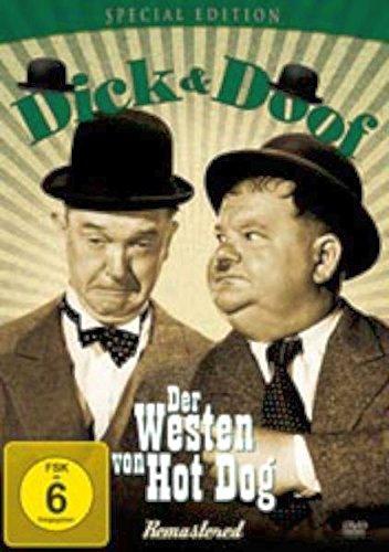 Laurel & Hardy - Der Westen von Hot Dog [Special Edition] [Alemania] [DVD]