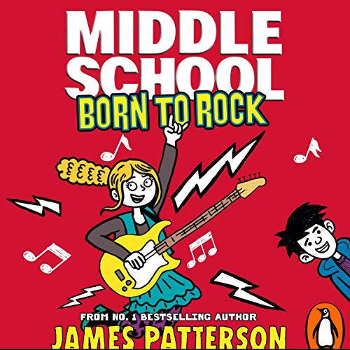 Middle School: Born to Rock cover art