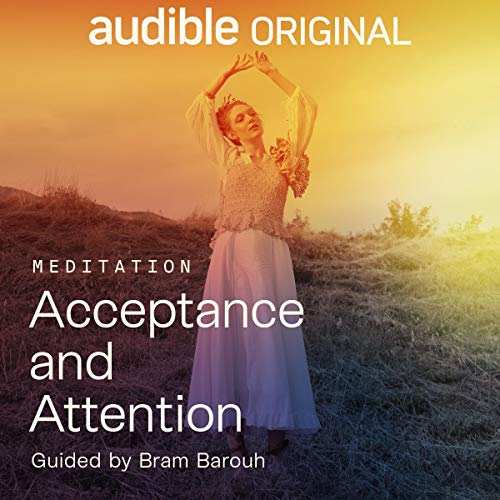 Acceptance and Attention audiobook cover art