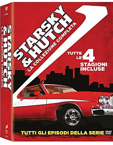 Starsky & Hutch - Collezione Completa Stagioni 1-4 (Box Set) (20 DVD)