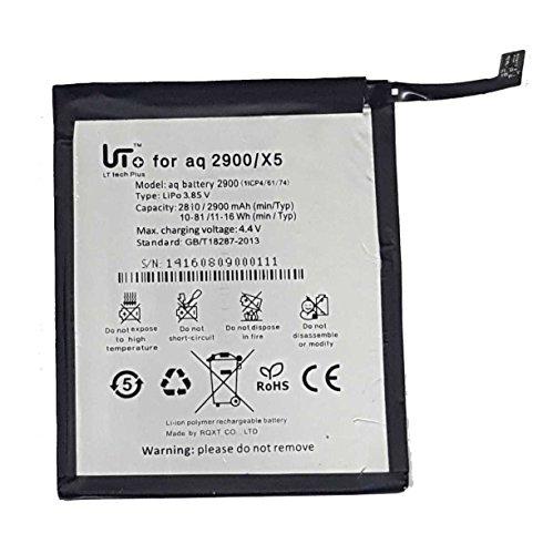 Todobarato24h Bateria Compatible con BQ Aquaris X5 2900 mAh Voltaje 4.4v