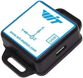 WT901BLECL Bluetooth 5.0 > 50m IMU de bajo consumo Sensor de inclinómetro de 9 ejes Ángulo de inclinación de 3 ejes Acelerómetro Magnetómetro de giroscopio Módulo MPU9250 Oferta Aplicación IOS/Android