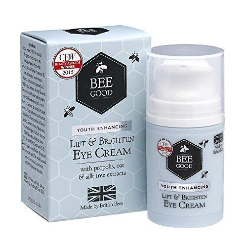 Lift and Brighten Eye Cream - British Bee Ingredients - Concentrated...