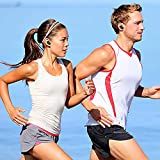 Wireless Earbuds, Wireless Headphones Bluetooth 5.0, IPX4 Sweatproof Noise Cancelling Headphone Built-in Mic Headset for Sports Mini TWS Earbuds, Bluetooth for iPhone & Android for Work, Travel, Gym