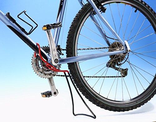 Dicoal B124V vloerstandaard voor 1 fiets