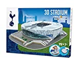 Paul Lamond Games 3905 FC Tottenham Hotspur Stadium 3D, como se Muestra en la Imagen
