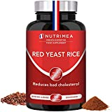 Red Yeast Rice & Coenzyme Q10-90 Capsules = 3 Month Cure - Highest Concentration of Monacolin K - No Secondary Effects from The statins - Anti-oxydant Effect - Nutrimea