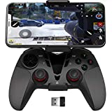PS3 PC Bluetooth/2.4G Wireless Dual Vibration Controller, Delta essentials Mobile Controller Gamepad Support PC (Windows XP/7/8/8.1/10/Vista), PS3, Android OS