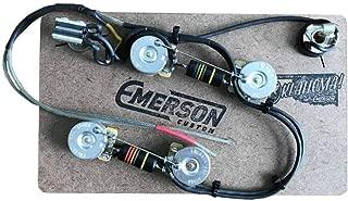 Emerson Custom Prewired Kit for Gibson ES-335