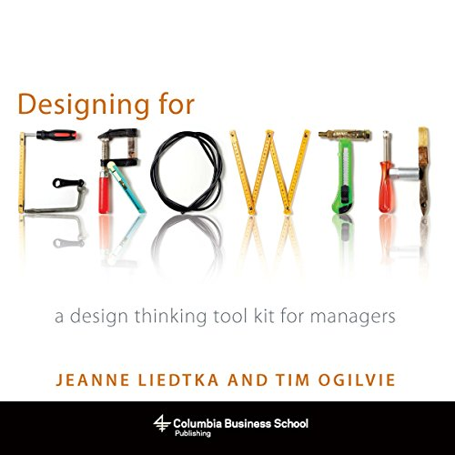 Designing for Growth cover art