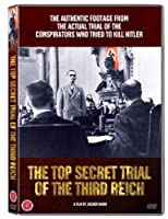 Top Secret Trial of Third Reich [DVD] [Import]