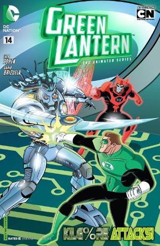 Green Lantern: The Animated Series #14