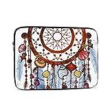 Macbook Pro Funda rígida Color Bohemia Atrapasueños Piedras Preciosas Plumas A1706 Funda Macbook Pro Multicolor