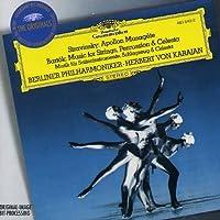 Stravinsky: Apollon Musagete / Bartok: Music for Strings, Percussion and Celesta (DG The Originals) (2004-01-01)