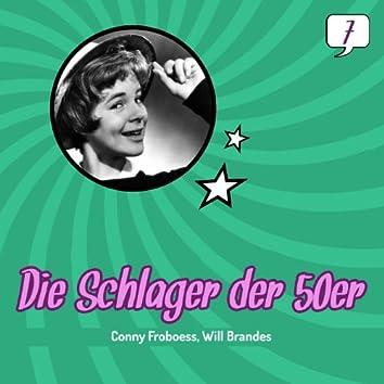 Die Schlager der 50er, Volume 7 (1951 - 1959)
