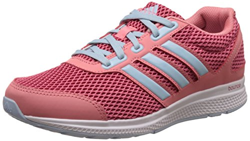 adidas Jungen Mana Bounce J Fitnessschuhe, Rosa Rosray Azuhie Rosart, 39 1/3 EU
