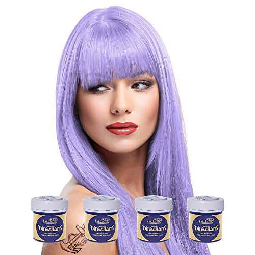 La Riche Directions hårtoning, medeltålig, finns i olika färger, 88 ml, 4 förpackningar