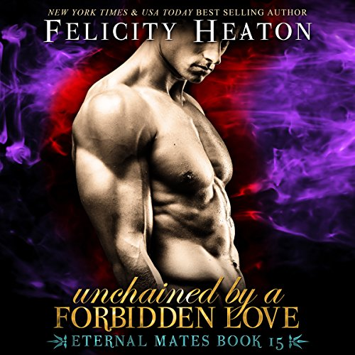 Unchained by a Forbidden Love audiobook cover art