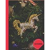 """SKETCHBOOK: unicorn sketchbook, 8.5""""x11"""" (21.59x27.94cm), Cahier de dessin Licorne, dibujar un unicornio, disegnare un licorno, Skizzenbuch,ドローイングブック"""
