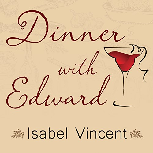 Dinner with Edward audiobook cover art
