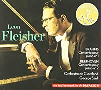 LEON FLEISHER-CLEVELAND ORCHESTRA-GEORGE SZELL - Brahms-Piano Concerto N.1-Beethoven-Piano Concerto N.2 (1 CD)