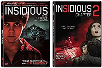 Insidious & Insidious: Chapter 2 - Double Feature Movie Collecton