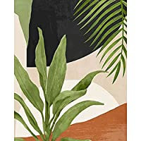 Diyデジタル絵画_抽象的な女性の芸術_数字キット手描きの油絵_ユニークなギフト用リビングルーム装飾30X40Cm_(フレームレス)