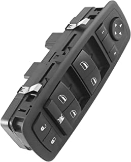Sangmei 68039999AA Interruptor de vidro elétrico mestre compatível com Dodge Journey 2009-2014 Grand Caravan 2008-2010 CV#