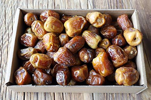 3 kg Dátiles Sukkari Soft Palmyra Delights 100% natural & saludable, calidad suprema