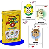 "52 over-sized cards (3"" x 5"") - perfect for small hands Each colorfully, illustrated card has a fun oral-motor exercise with instructions Educational - Helps children master lip, tongue and jaw exercises at home or school Over 30 Super Duper Publicat..."