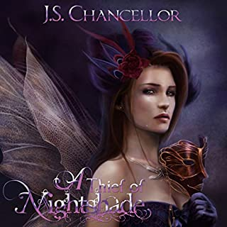 A Thief of Nightshade audiobook cover art