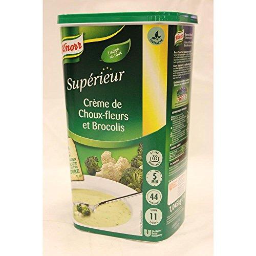 Knorr Crème de Choux-fleurs et brocolis 1045g Dose (Broccoli-Blumenkohl-Creme-Suppe)
