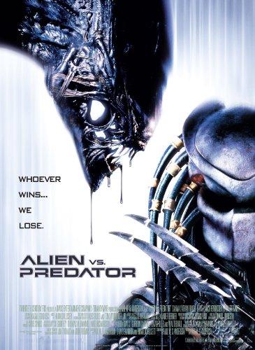 Alien vs Predator 4Impresión Póster de la película tamaño aproximado 12x 8pulgadas