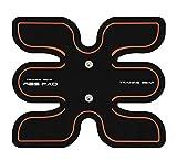 SHANDONG Abdominal Muscle Trainer Professional abdominales abdomen pegatinas fortalecer el ejercicio de estímulo , SD400 patch