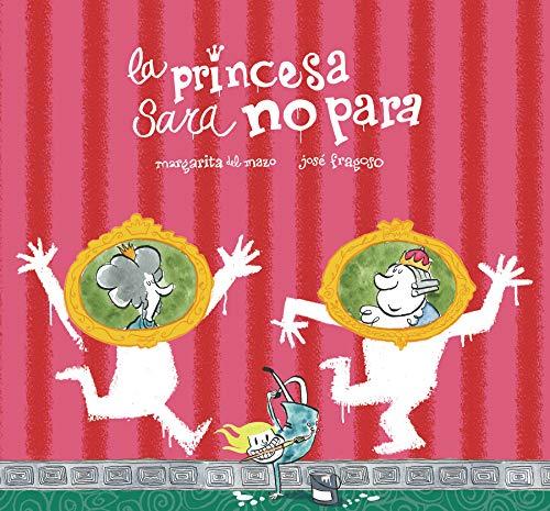 La princesas Sara no para (Somos8)