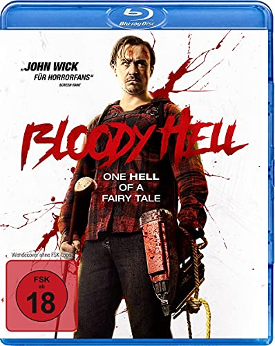 Bloody Hell - One Hell of a Fairy Tale [Blu-ray]