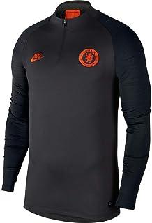 Chelsea FC Strike - Camiseta de Manga Larga Hombre