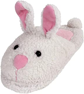 Classic Bunny Slippers - Plush Rabbit Animal Slippers