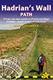 Hadrian's Wall Path: 64 Large-Scale Walking Maps & Guides to 29 Towns & Villages - Planning, Places to Stay, Places to Eat