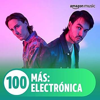 100 MÁS: Electrónica