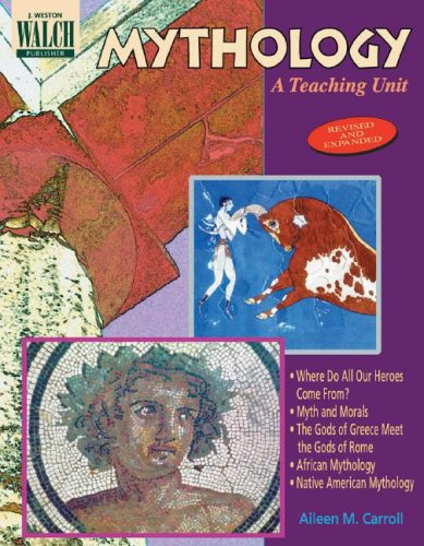 Mythology: A Teaching Unit:grades 7-9 (Blackline masters)
