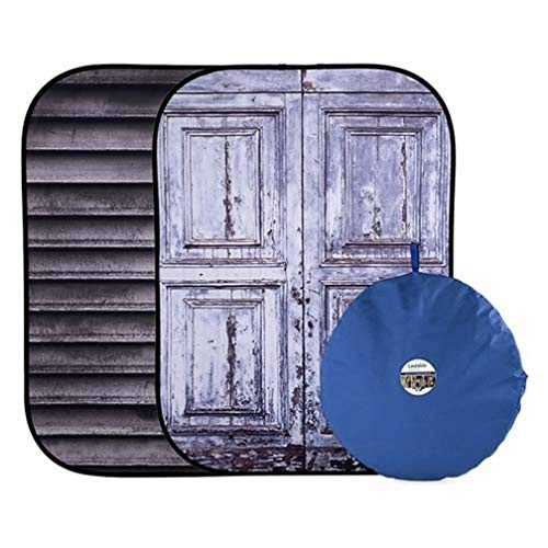 Urban Collapsible 1.5x2.1m Shutter/Distressed Door